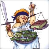 Тайна беззакония или закон в России, как инструмент подавления и контроля
