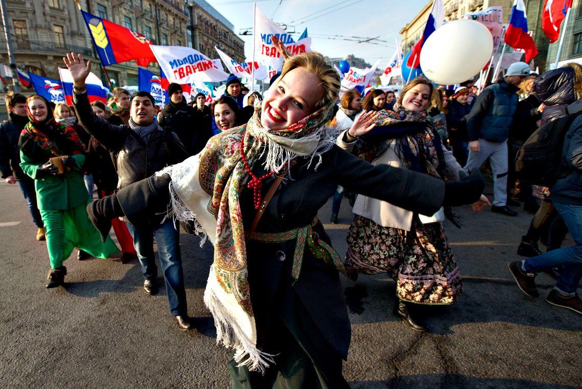 Россия - моя страна, моя Родина!
