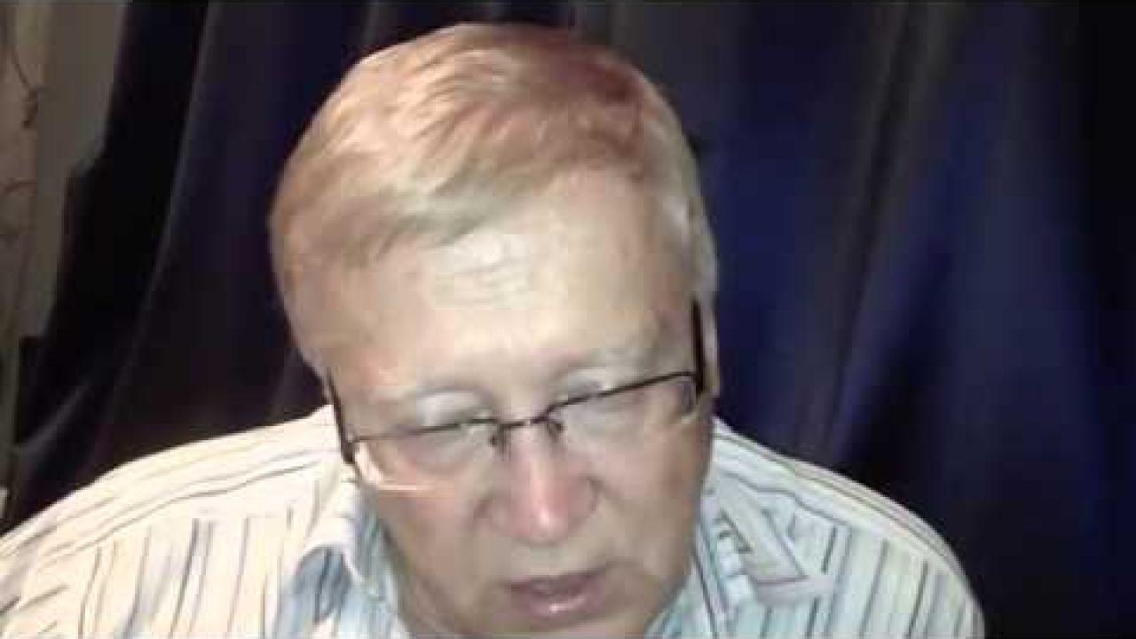 Волновая генетика. Пётр Горяев 19.09.2012