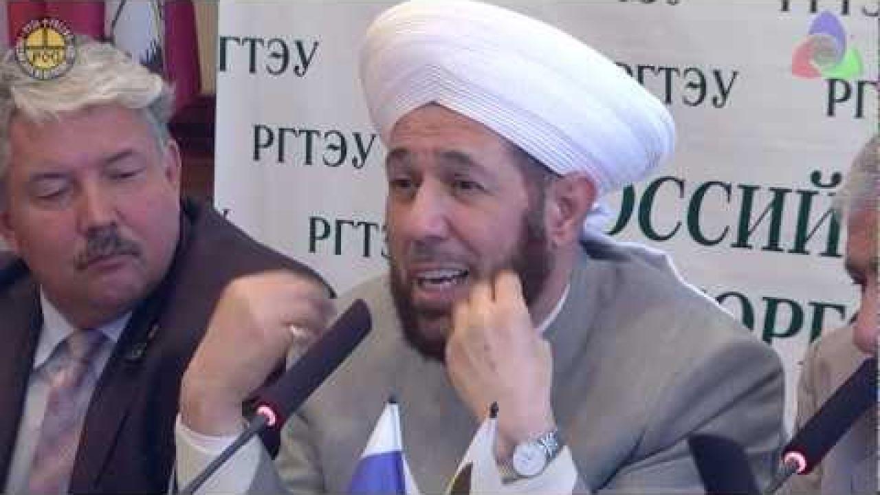 """""""События и люди"""" #127 шейх  Ахмад Бадруддин Хассун"""