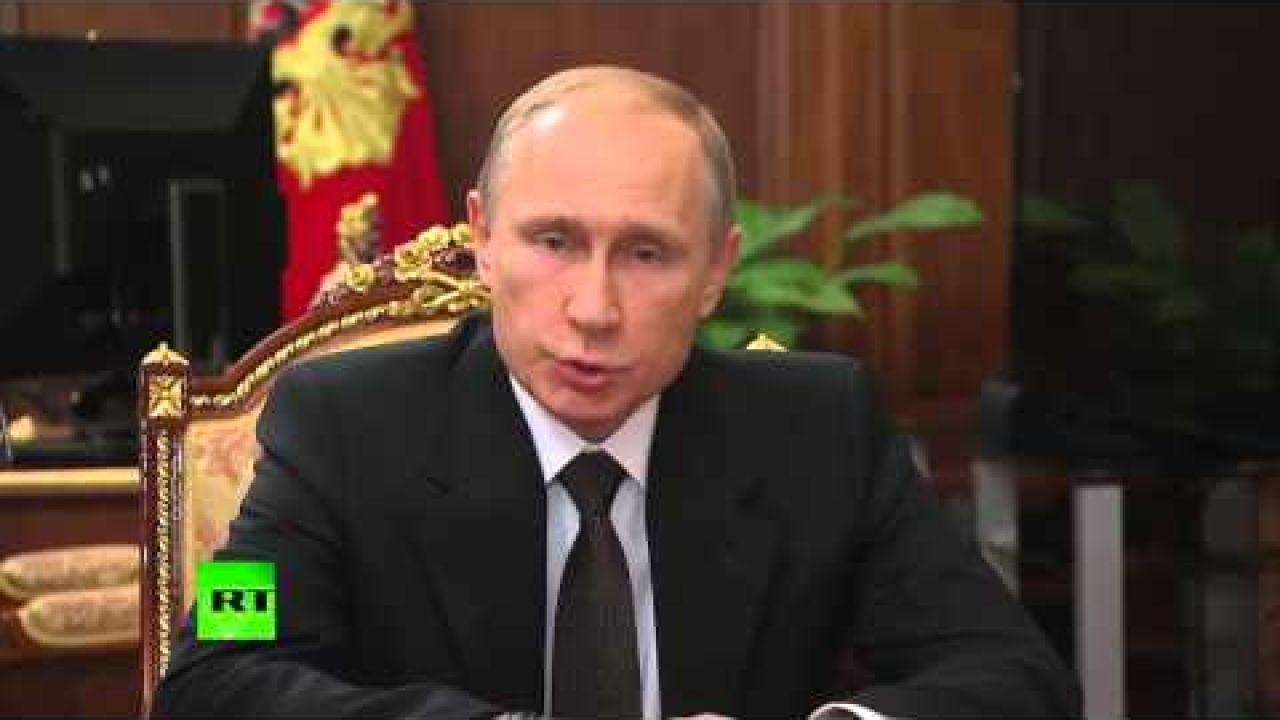 """Путин о крушении А321 - """"Мы их покараем"""". Теракт в Египте"""