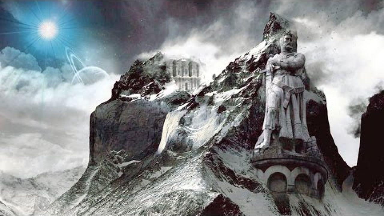 Миграция Белых Богов :: Сноуден о Подземных Белых Людях в США