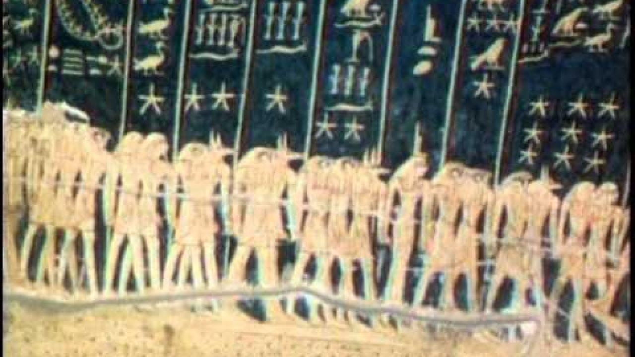Воспоминания о будущем. Колесницы богов. 1970.