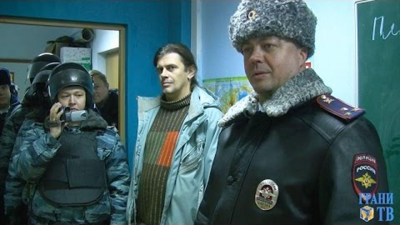 Попытка сотника майдана поделиться опытом с москвичами закончилась задержанием