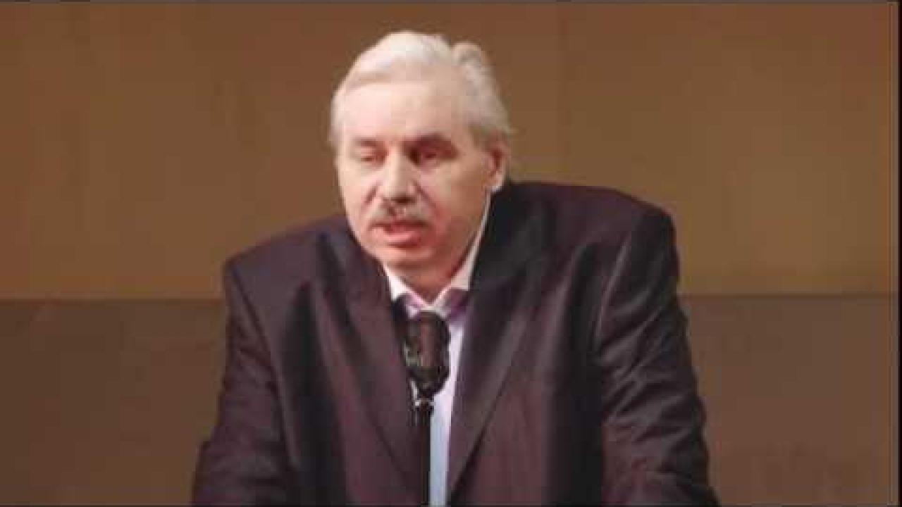Выступление на съезде Свободных Профсоюзов Н.Левашов