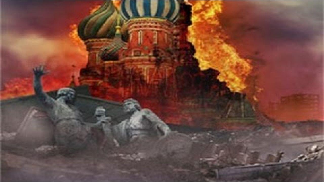 Шокирующий Мировой заговор против России: Будущая Карта России