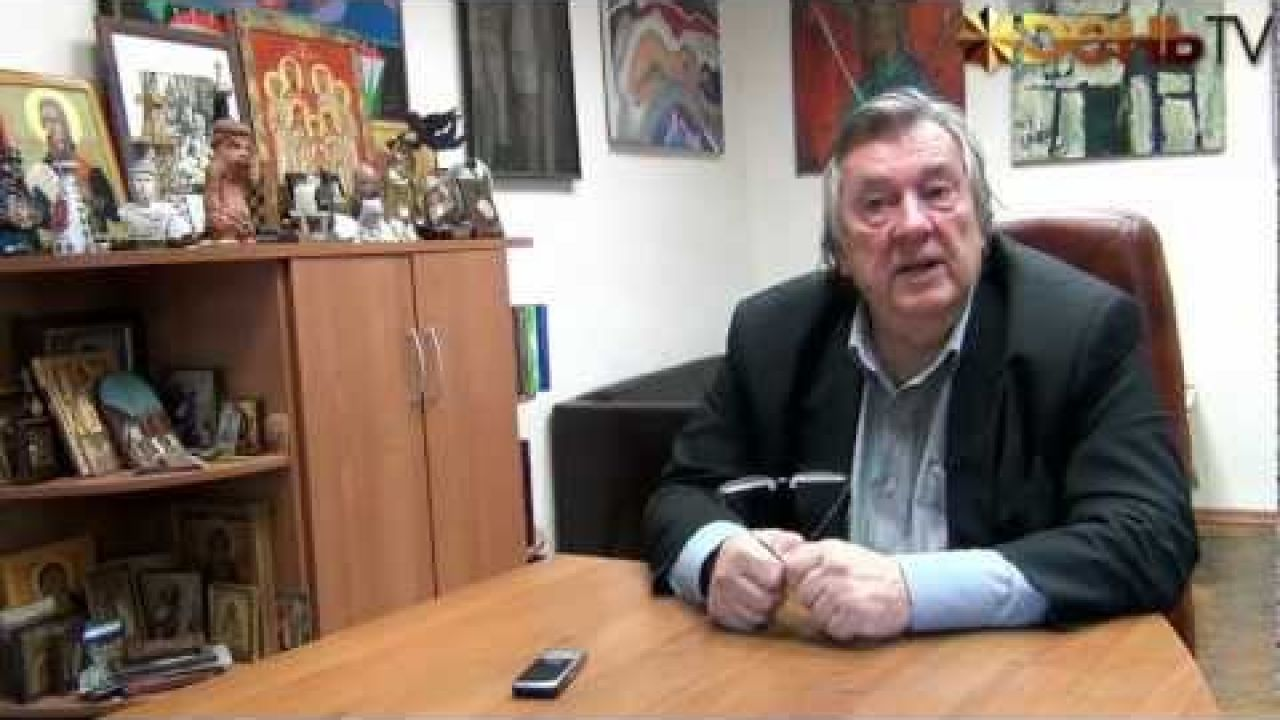 Александр Проханов. Оккупация.