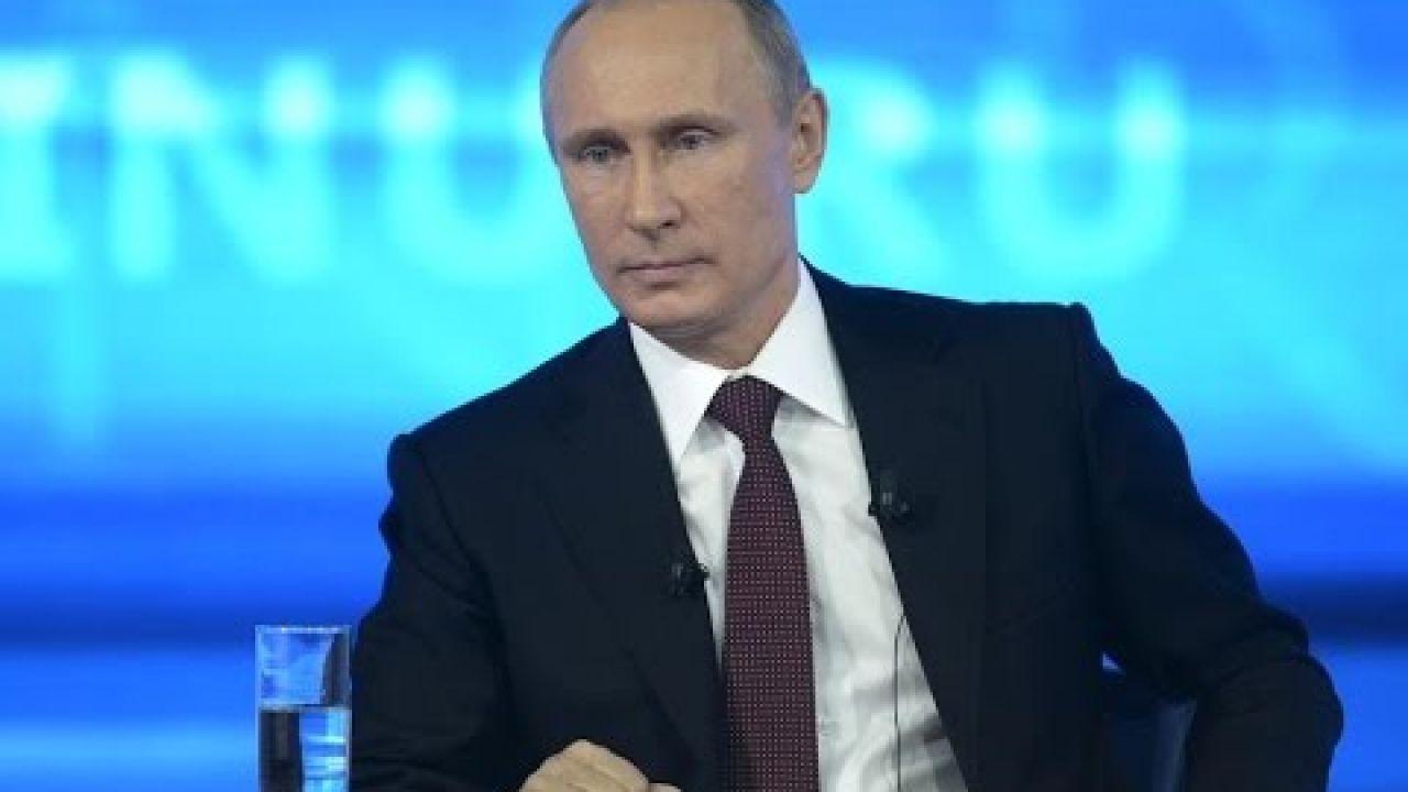 «Прямая линия» с Владимиром Путиным 16 апреля 2015