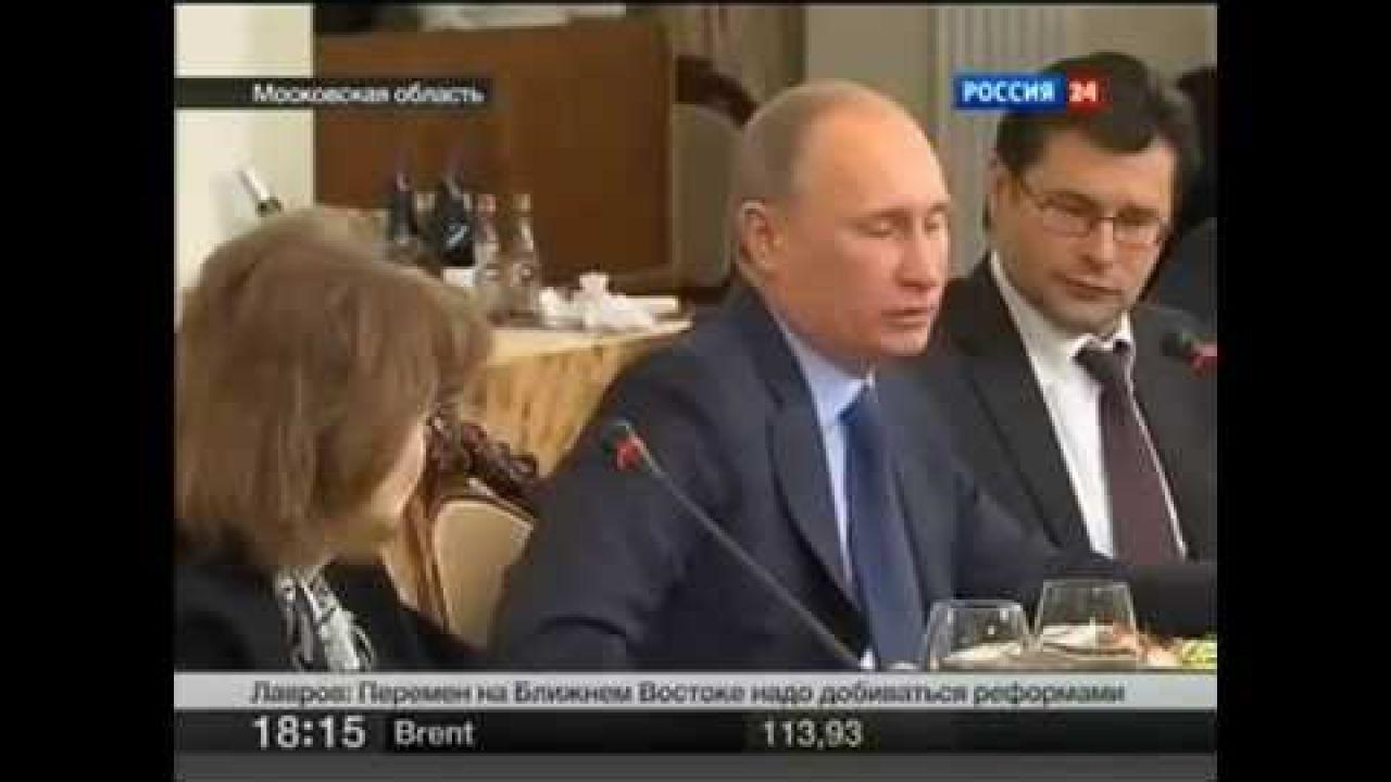 Путин хочет установить в России ЗЕМСКОЕ ПРАВО!